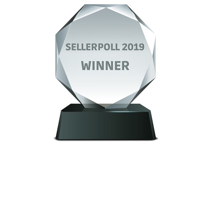 SellerPoll 2019 Trophy